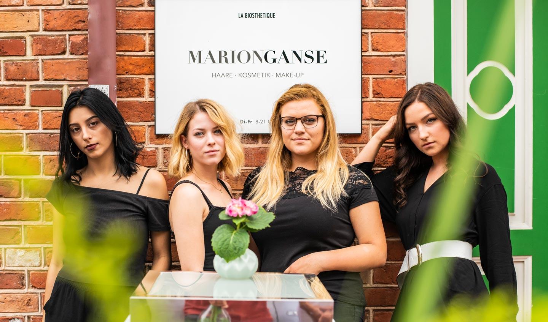 marion ganse neue Friseure in Potsdam